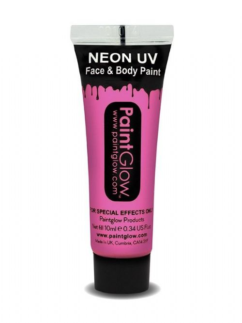 Neon UV - Face and Body Paint - Baby Pink